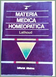 Materia Médica de Lathoud